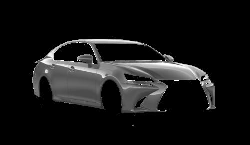 Цвета кузова GS 300h/450h